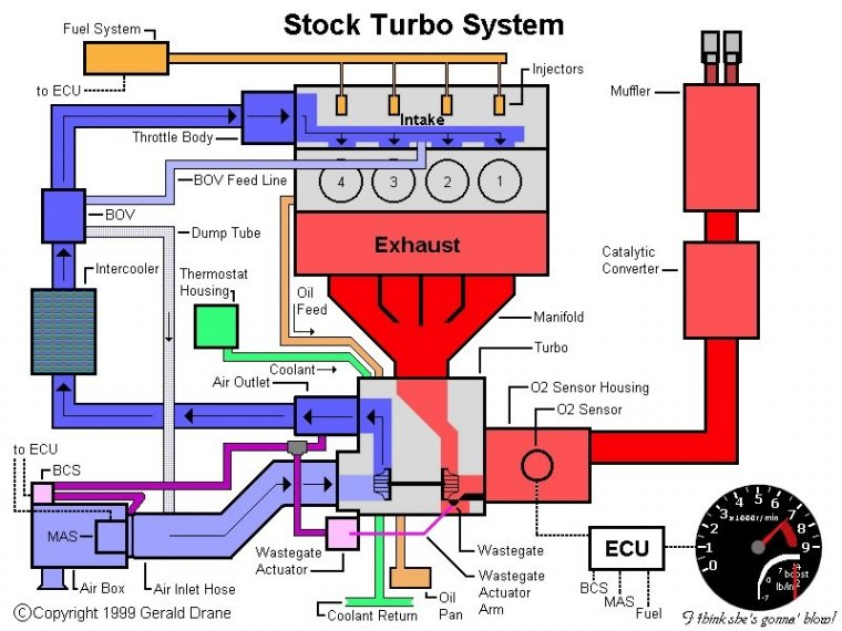 Twin Turbo Informational Bits